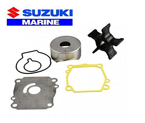 (OEM Suzuki Water pump Repair Kit 17400-92J00 DF90, DF100, DF115, DF140 Engines 2006 - 2009)