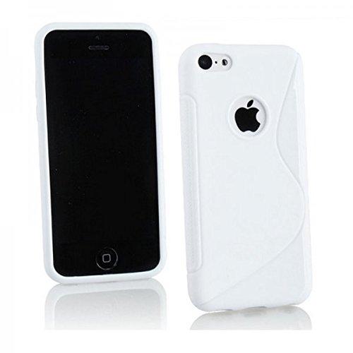 Film en verre F Étui Apple iPhone 6Coque de protection Coque de protection Case Sline Bag Blanc