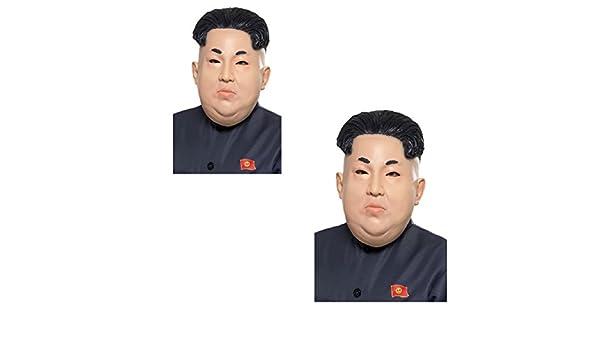 Fancy Dress Four Less Dictador Coreano para Adultos Kim Jong Un ...