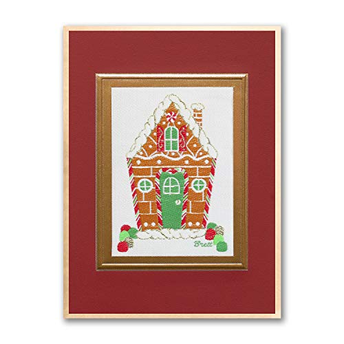 House Gingerbread Party Invitations (750pk Gingerbread House-Brett Collection)