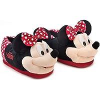 Pantufa 3D Minnie Mouse