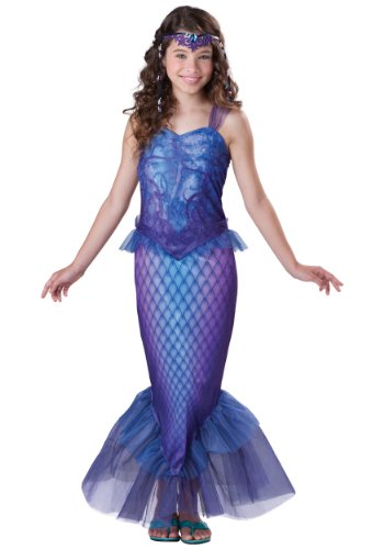 In Character girls Tween Mysterious Mermaid Costume X-Large