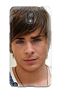 New Snap-on DeaneRipman Skin Case Cover Compatible With Galaxy Note 3- Zac Efron