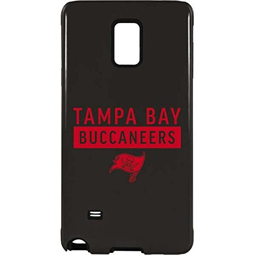 (Skinit NFL Tampa Bay Buccaneers Galaxy Note 4 Pro Case - Tampa Bay Buccaneers Brown Performance Series Design - High Gloss, Scratch Resistant Phone Cover)