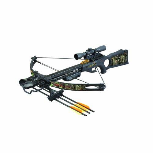 SA Sports Ambush 544 Compound Crossbow Package, 285 Feet per