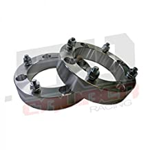 2 qty 4x156 1.5in Wheel Spacer [5215-A] - Fits All Polaris RZR, RZR4, and Rangers Up to 2012 and some 2013