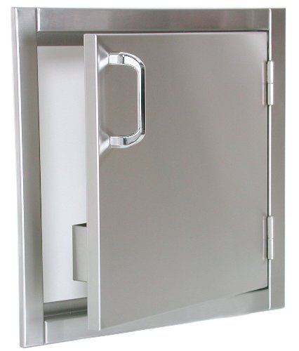 Solaire Appliances (Solaire 21-Inch Flush Mount Access Door, Stainless Steel)