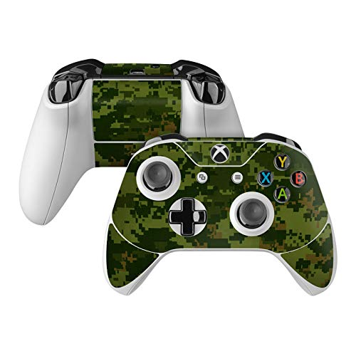 CAD Camo Skin Decal Compatible with Microsoft Xbox One and One S Controller - Full Cover Wrap for Extra Grip and ()