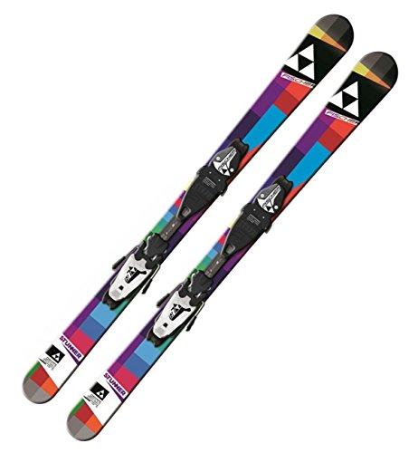 Ski Fischer Stunner JR. 111cm Rail TwinTip 2016 inkl. Bindung FJ4 AC