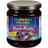 Simon Fischer Lekvar Prune Butter Gluten Free 18 Oz. Pack Of 3.