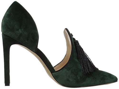 clearance enjoy cheap sale best sale Nine West Women's Tyrell Fabric Pump Green/Black free shipping enjoy for cheap price discount real q7Xpt