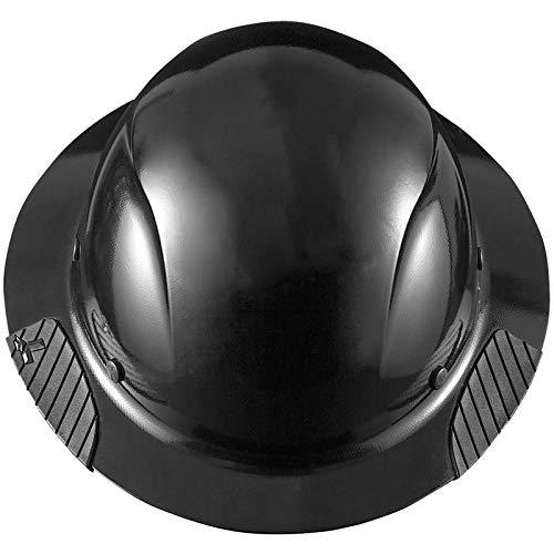 - Lift Safety HDF-15KG DAX Hard Hat, Black