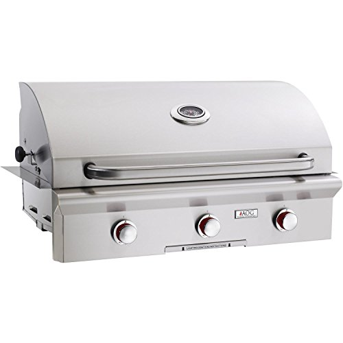 AOG American Outdoor Grill T-series 36-inch 3-burner Built-in Natural Gas Grill - 36nbt-00sp ()