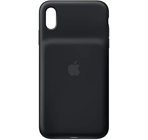 Apple iPhone XS Smart Battery Case - Black: Buy Online at Best ...