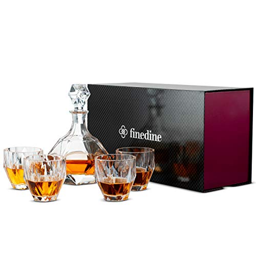 Buy whiskey decanter set