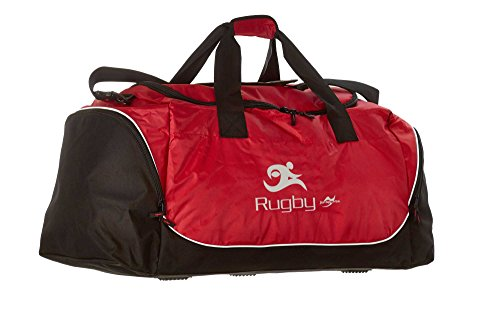 Tasche Jumbo QS88 rot Rugby I9z66S