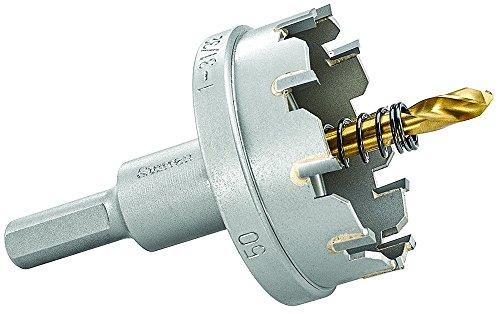 Starrett SM50 Hartmetallbestückte Flachschnittlochsäge für Metall, DRM 50 mm