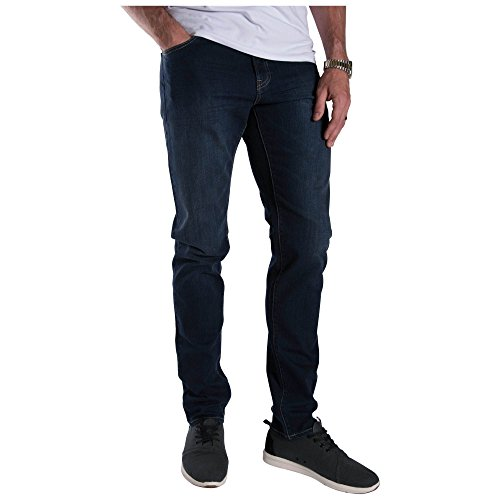 Tapered Fit Jeans - 5
