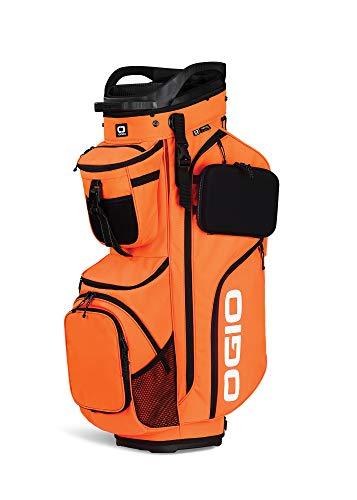 (OGIO ALPHA Convoy 514 Golf Cart Bag, Glow)