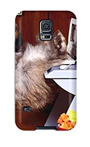 Galaxy Case - Tpu Case Protective For Galaxy S5- Funny To Post On Facebook