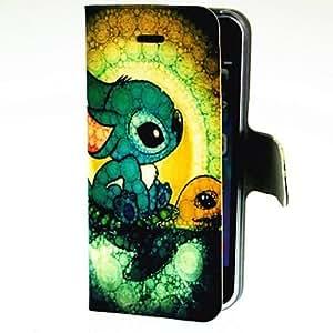 Patr¨®n Loverly Sea Turtle Case cuerpo completo para el iPhone 5 / 5S