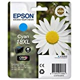 Epson 18XL Inkjet Cartridge Daisy High Capacity 6.6ml Cyan Ref C13T18124010