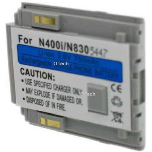 Otech Battery for NEC N400 I - N400 Cell Phone Battery