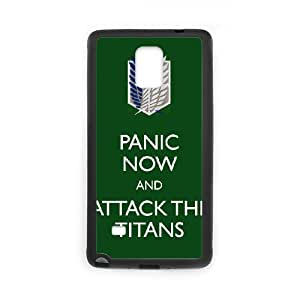 Attack On Titan For Samsung Galaxy Note4 N9108 Csae protection phone Case FX268974