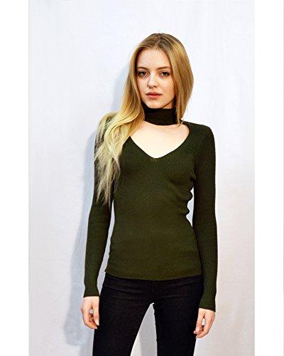 CY - Jerséi - para mujer Verde