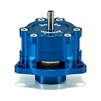 Boomba Racing Blow Off Valve BOV Blue for 2016+ Ford Focus RS