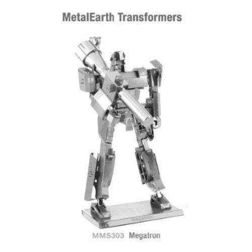 Fascinations Metal Earth 3D Model Kits - Transformers Set...