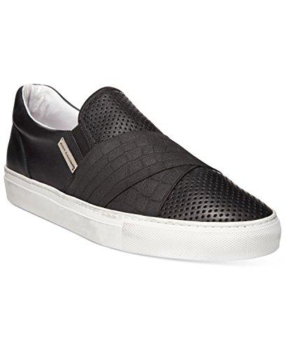 john-galliano-mens-alden-c-strap-slip-on-us-115-black