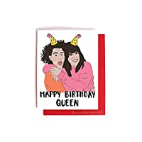 Broad City Birthday Card - Ilana Glazer + Abbi Jacobson