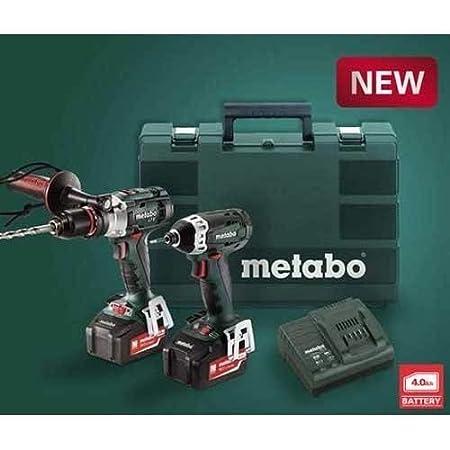Metabo SSD18LTX 200 18v Cordless Impact Driver Body Only