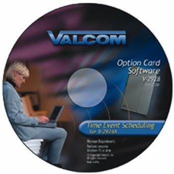Valcom Option Card W/Scheduler -