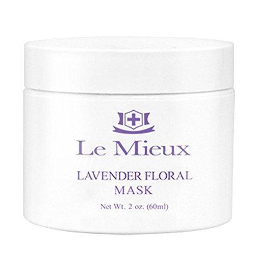Le Mieux Lavender Floral Mask, 2.0 Ounce by Le Mieux