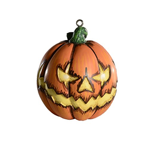 Jack-o'-Lantern - Series 2 NEW - Horror Ornament - Scary Prop and Decoration for Halloween, Christmas, Parties and Events - Chad Savage Series - By -