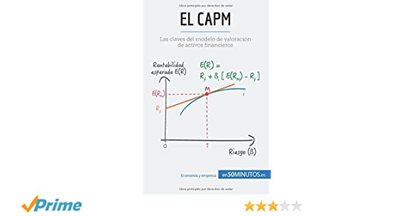 El CAPM: Las claves del modelo de valoración de activos financieros: Amazon.es: 50Minutos.Es: Libros
