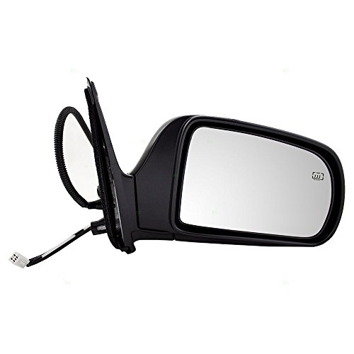 Passengers Power Side View Mirror Heated Replacement for Toyota Van 87910-08061 AutoAndArt
