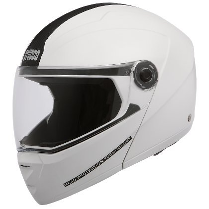 0c90af18 Image Unavailable. Image not available for. Colour: Studds Ninja Elite Full  Face Helmet with Carbon Center Strip ...