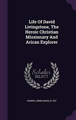 Buy Life of David Livingstone f6ad6b9905322