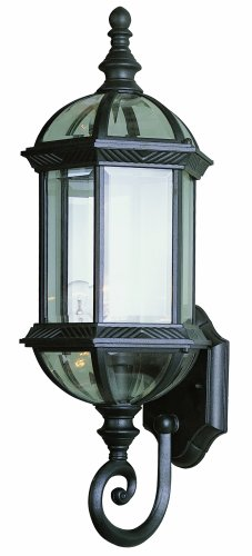 - Trans Globe Lighting 4180 BK Outdoor Wentworth 22.25