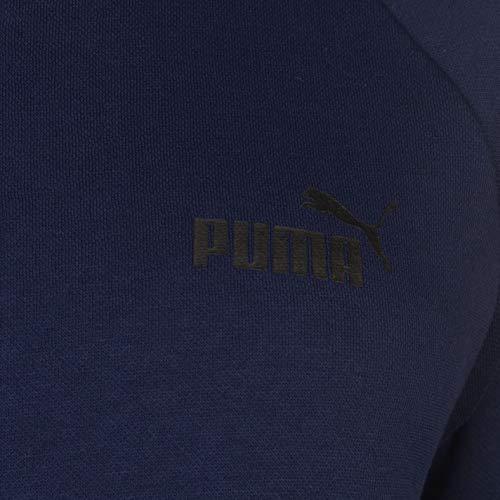 Peacoat shirt Sweat Peacoat Puma Puma Femme Femme Sweat shirt FwxYnXqX8