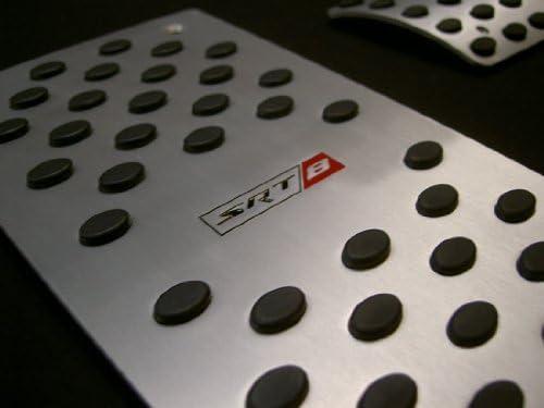 For 2005~10 Chrysler 300 300C Aluminum Gas Brake Dead Pedal Pedals Set SRT8 4pcs