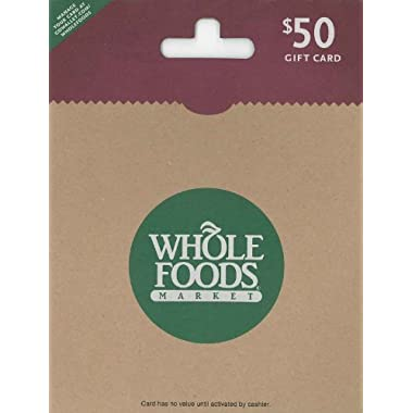 Whole Foods Market $50