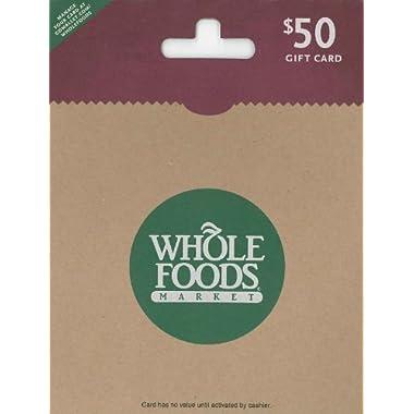Whole Foods Market $50