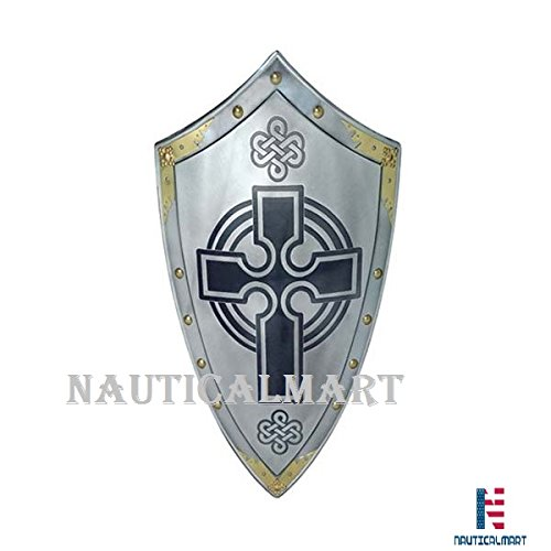 Medieval Teutonic Knight Shield by NAUTICALMART