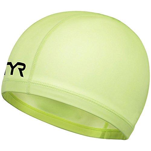 TYR Hi-Vis Warmwear Swim Cap