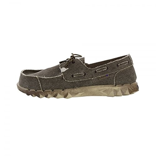 Dude Shoes ,  Herren Sneaker Low-Tops Brown