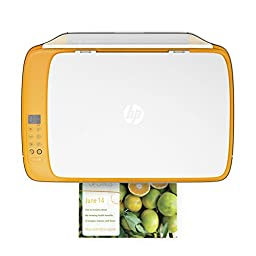 HP DeskJet 3633 Compact All-in-One Photo Printer with Wireless & Mobile Printing, Instant Ink ready (K4T95A)